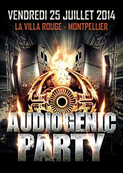 AUDIOGENIC PARTY
