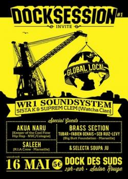 Docksession : Global Local Party