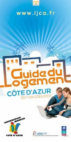 Le Guide du logement, by CRIJ