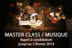 Master class musicale
