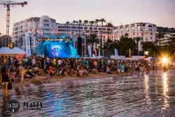 Sea, music and sun aux Plages Electro !