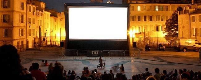 21e Ciné Plein Air Marseille