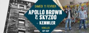 Apollo Brown & Skyzoo + Kemmler