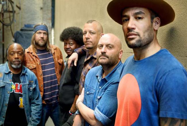 Ben Harper & The Innocent Criminals au Palais Nikaia