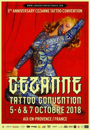 Cezanne Tattoo Convention