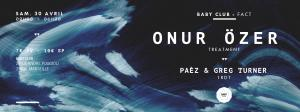 Onur Özer mix au Baby Club