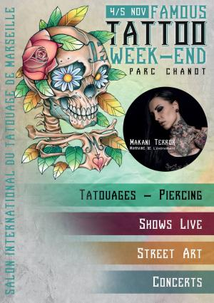 Famous Tattoo Weekend, 3è salon du tatouage de Marseille