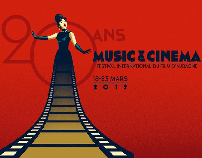 Le Festival International du Film d'Aubagne - Music & Cinema