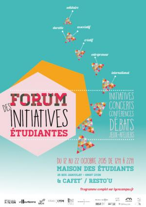 Forum des initiatives Etudiantes