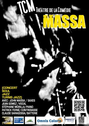 John Massa  (Concert Soul Turns Jazz)