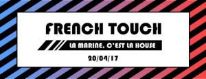 La Marine c'est la House, French Touch