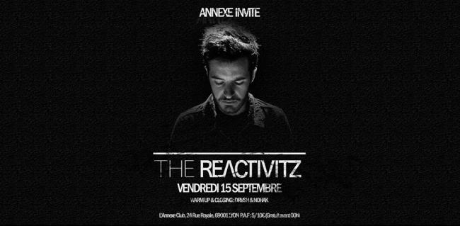 L'Annexe invite The Reactivitz