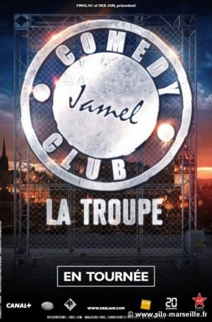 Le Jamel Comedy Club au SILO
