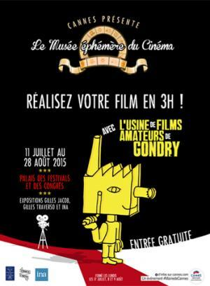 L'usine de films amateurs de Michel Gondry