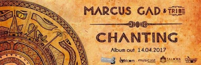 MARCUS GAD & TRIBE : CHANTING TOUR