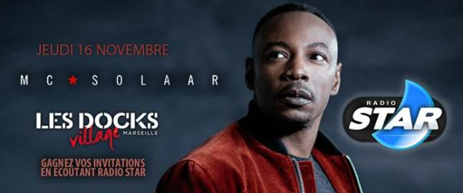 MC Solaar aux Docks Village