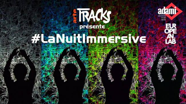 Nuit immersive #1 by European Lab