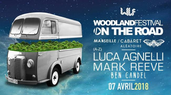 On the road to Woodland w/ Luca Agnelli & Mark Reeve