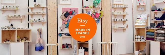 Première édition d'Etsy Made in France
