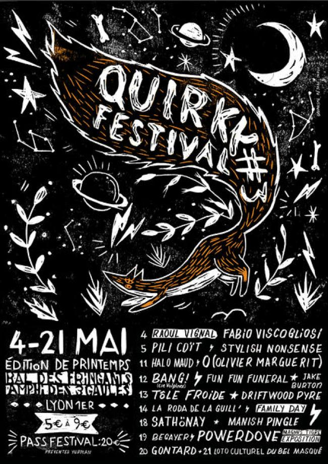 Quirky Festival #3