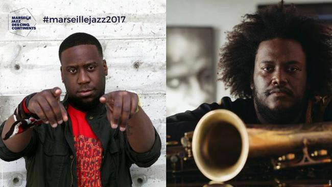 Robert Glasper & Kamasi Washington au Marseille Jazz des 5 Continents