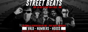 Street Beats - Vald, Hooss & Numbers
