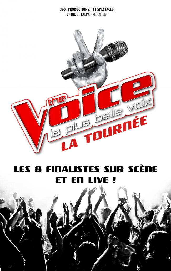 THE VOICE - La tournée au Dôme