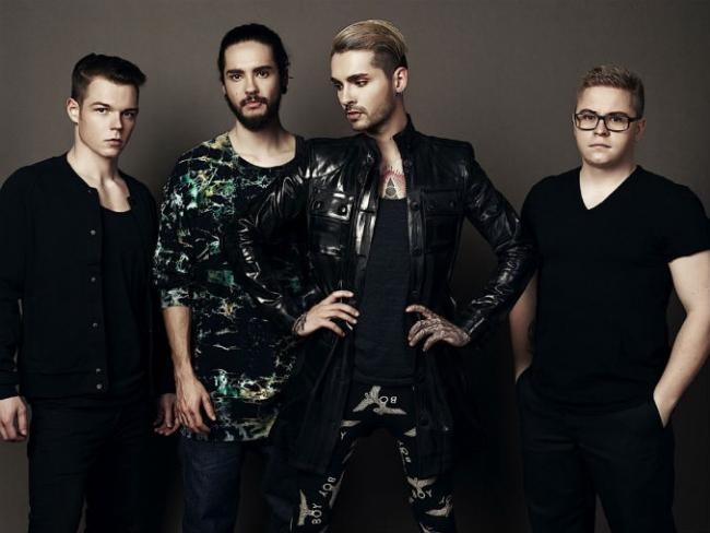 TOKIO HOTEL Dream Machine World Tour au Silo