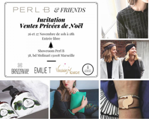 Ventes privées Perl B & Friends
