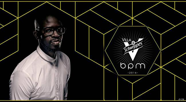 Villa Schweppes BPM 2016 : Black Coffee, Dj Oil