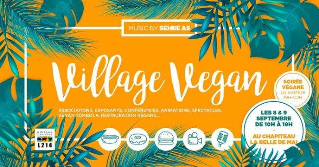 Village Vegan à Marseille
