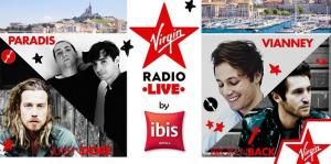 Virgin Radio Live: Julien Doré, Vianney, Brocken Back et Paradis en concert !