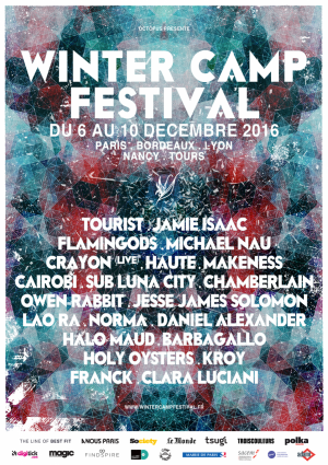 Winter Camp Festival débarque à Lyon !