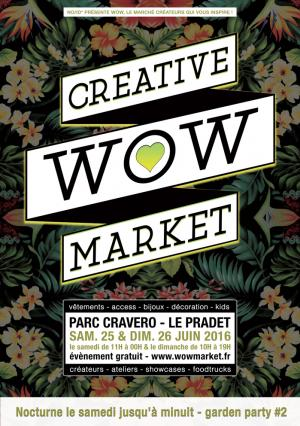 WOW Creative Market - Garden Party