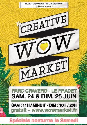 WOW Creative Market - Garden Party - Summer 2017