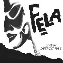 Live in Détroit 1986
