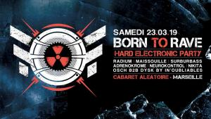 Marseille : Born to Rave