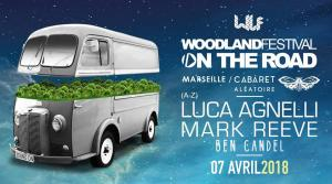 Marseille : On the road to Woodland Festival