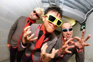 Marseille : The Toy Dolls en concert