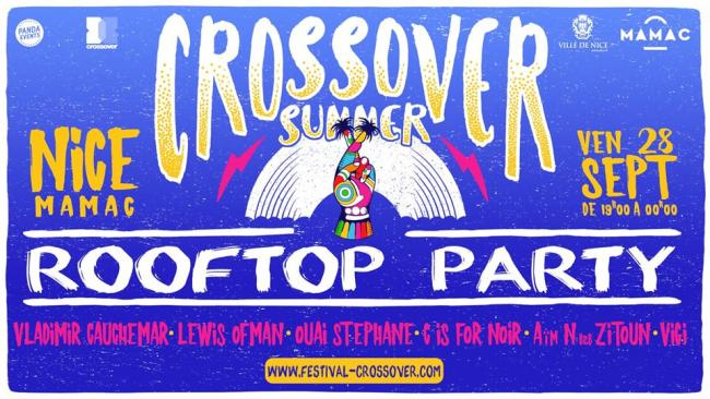 Nice : Crossover Summer - Rooftop Party